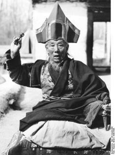 Tibetexpedition, Fürst von Gautsa